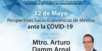 Perspectivas Socio - Económicas de México ante la COVID-19