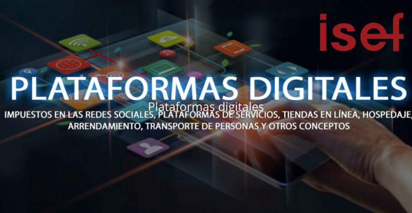 Plataformas Digitales ISEF